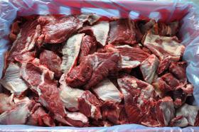 Foto 3 Rindfleisch:  Fett, Leber, Trimming 80%