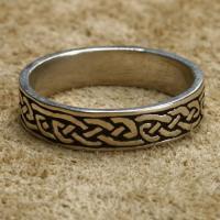 Ring Silber Silberschmuck Partnerring Herrenring