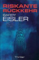 Riskante Rückkehr Eisler Barry  1x gelesen