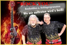 ROCK YOU - Rockoldies zum abrocken