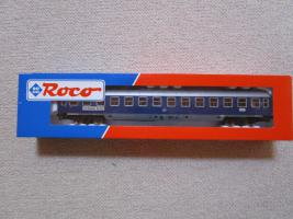 Roco HO 45303 Blauer Liegewagen