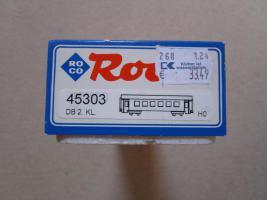 Foto 2 Roco HO 45303 Blauer Liegewagen