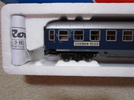 Foto 4 Roco HO 45303 Blauer Liegewagen