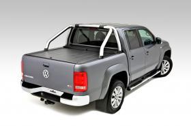 Rollcover für VW Amarok mit ab Werk Rollbügel