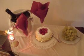 Foto 3 Romantische Suite Toskana
