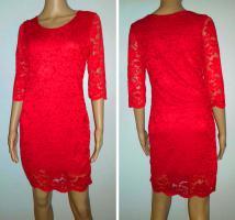 Foto 4 Rotes Etui Stretch Kleid / 23€ VERSANDKOSTENFREI!