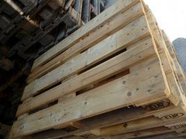 Foto 3 Rückgabe von Gebrauchtpaletten (auch beschädigt) u. Gitterboxen, gegen Bezahlung