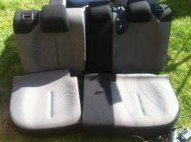 Rücksitz, Ruecksitzbank für Citroen C4 coupe