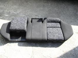 Rücksitzbank mit Integrierten Kindersitzen