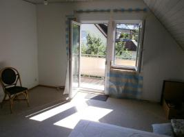 Ausgang Balkon - 1 Zimmer