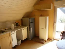 Kleine Küche Obergeschoss- mit Ausgang zum Balkon