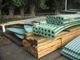 Foto 4 Runddachhalle Rundbogenhalle Stahlhalle Stahlkonstruktion Garage