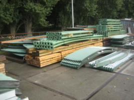 Foto 5 Runddachhalle Rundbogenhalle Stahlhalle Stahlkonstruktion Garage