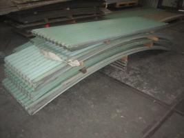 Foto 8 Runddachhalle Rundbogenhalle Stahlhalle Stahlkonstruktion Garage