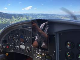 Foto 5 Rundflug Bodensee Rundflüge und Banner Luftwerbung