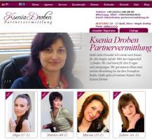 Russische Frau in Deutschland kennenlernen