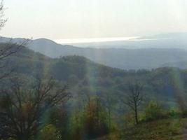 Foto 4 Rustico mit Panoramalage und Blick bis zum Meer TOSKANA