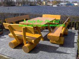 Rustikale Gartenmobel Aus Holz In Monchhagen Larche Holz