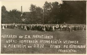 SA Ledermantel 1944