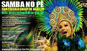 Foto 8 SAMBA TANZWORKSHOPS IN BERLINAM 04.MAI 2019