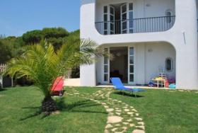 Foto 3 SARDINIEN - Exklusive Ferienvilla direkt am Meer von PULA - Santa Margherita