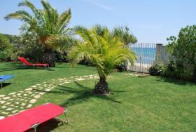 Foto 4 SARDINIEN - Exklusive Ferienvilla direkt am Meer von PULA - Santa Margherita