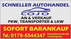 SCHNELLER AUTOHANDEL  BARANKAUF PKW & TRANSPORTER