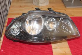SEAT IBIZA Frontscheinwerfer re. Bj 2006 1,4 16 V