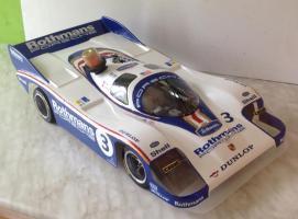 SG Columbia I.S.4 1/8 2WD 3,5cc PICCO-Porsche 962C Rothmans