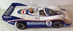 Foto 8 SG Columbia I.S.4 1/8 2WD 3,5cc PICCO-Porsche 962C Rothmans
