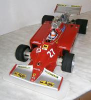 Foto 2 SG Futura 1:8 2WD 1978 Gilles Villeneuve Ferrari 126CK V6 tc 1981