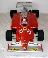 Foto 3 SG Futura 1:8 2WD 1978 Gilles Villeneuve Ferrari 126CK V6 tc 1981