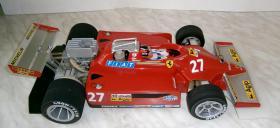 Foto 5 SG Futura 1:8 2WD 1978 Gilles Villeneuve Ferrari 126CK V6 tc 1981