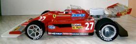 Foto 6 SG Futura 1:8 2WD 1978 Gilles Villeneuve Ferrari 126CK V6 tc 1981