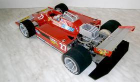 Foto 7 SG Futura 1:8 2WD 1978 Gilles Villeneuve Ferrari 126CK V6 tc 1981