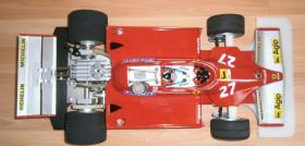 Foto 8 SG Futura 1:8 2WD 1978 Gilles Villeneuve Ferrari 126CK V6 tc 1981