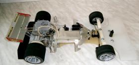 Foto 10 SG Futura 1:8 2WD 1978 Gilles Villeneuve Ferrari 126CK V6 tc 1981