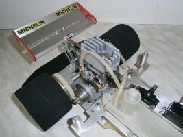 Foto 12 SG Futura 1:8 2WD 1978 Gilles Villeneuve Ferrari 126CK V6 tc 1981