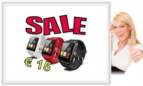 SMART WATCH iOs Android 1455947 nur € 9,80