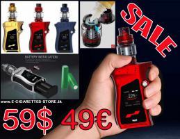 SMOK MAG 225W TC Kit + TFV12 Tank 49€ E-Cigarettes supergünstig
