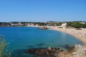 Foto 5 SPANIEN Costa Brava Calonge Ferien Villa Pool