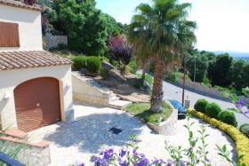 Foto 6 SPANIEN Costa Brava Calonge Ferien Villa Pool