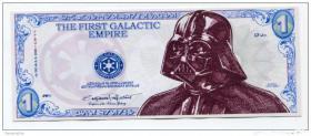 STAR WARS BANKNOTE