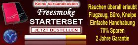 STARTERSET E-Zigarette 2012 neues Model