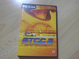 STCC 2 - Swedish Touring Car Championship - PC CD-ROM