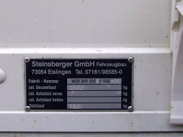 Foto 7 STEINSBERGER 3-PFERDE TANDEMANHÄNGER