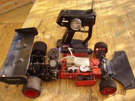 Foto 10 SUCHE---VINTAGE RC-MODELLE aus den 70er-90er jahre 1/8-1/7 Elektro-Verbrenner Restaurationsbedürftig-Defekt Siehe Bilder