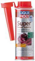 SUPER DIESEL ADDITIV 250 ml / 5 LITER LIQUI MOLY