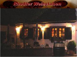 Foto 9 SÜDLICHE WEINSTRASSE   -   Ferienappartement -Tel. 06323 / 6721