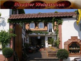 Foto 12 SÜDLICHE WEINSTRASSE   -   Ferienappartement -Tel. 06323 / 6721